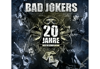 Bad Jokers - 20 Jahre-Best Of Compilation (Re-Release)  - (CD)