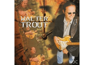 Walter Trout - Livin' Every Day  - (CD)