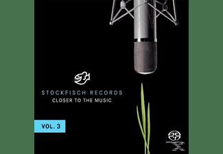VARIOUS - Closer To The Music Vol.3 (Hybrid Sacd)  - (CD)