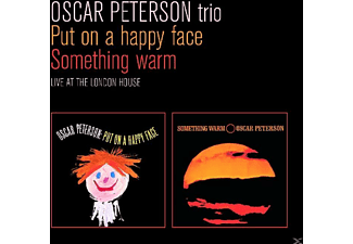 Oscar Trio Peterson - Put On A Happy Face / Something Warm  - (CD)