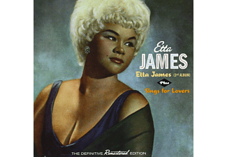 James Etta - Etta James (3rd Album)+Sings  - (CD)