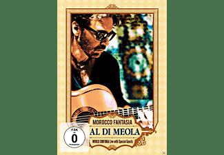 Al Di Meola - Morocco Fantasia  - (DVD)