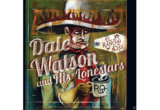 Dale Watson And His Lonestars - El Rancho Azul - (CD)