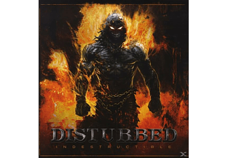 Disturbed - Indestructible - (Vinyl)