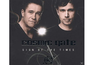 Denise Cosmic Gate / Rivera - Sign Of The Time - (CD)