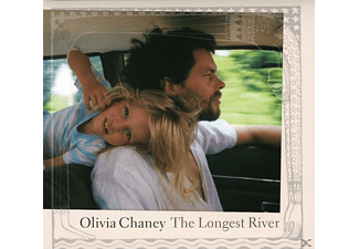 Olivia Chaney - The Longest River - (CD)