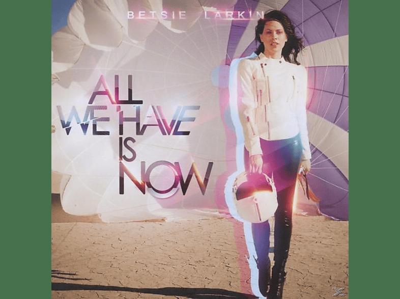 Betsie Larkin - All We Have Is Now [CD]