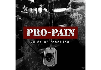 Pro-Pain - Voice Of Rebellion - (LP + Bonus-CD)