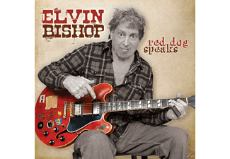 Elvin Bishop - Red Dog Speaks  - (CD)