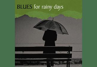 VARIOUS - Blues For Rainy Days  - (CD)