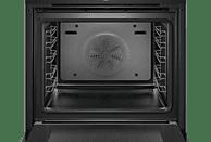 BOSCH HBG635BB1 Einbauherd/Backofen (Einbaugerät, A+, 71 l, 594 mm breit)