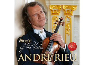 André Rieu, The Johann Strauss Orchestra - Magic Of The Violin - (CD)