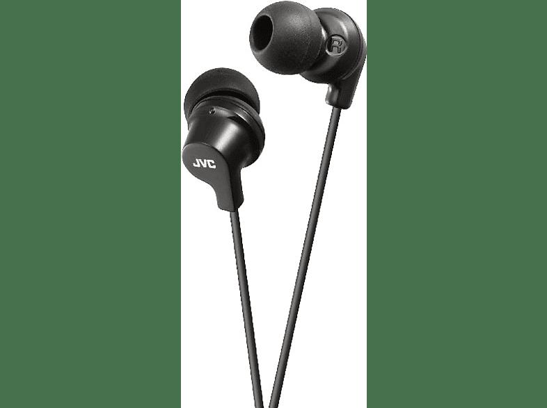 JVC HA-FX10-B-E, In-ear Kopfhörer  Weiß