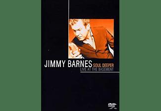 Jimmy Barnes - Jimmy Barnes - Soul Deeper - Live At The Basement  - (DVD)