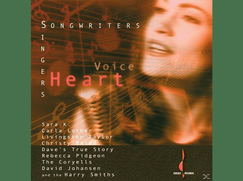 VARIOUS - Singers & Songwriters [CD]