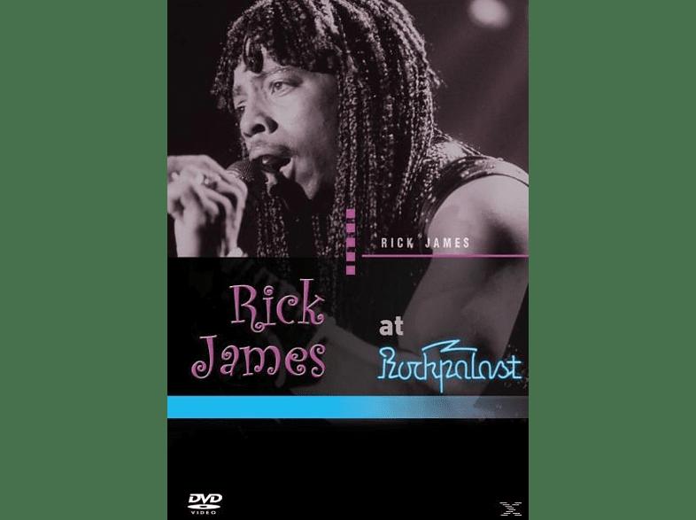 Rick James - At Rockpalast [DVD]