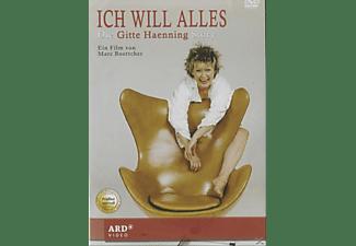 Gitte Haenning - Ich will alles - Die Gitte Haenning Story  - (DVD)