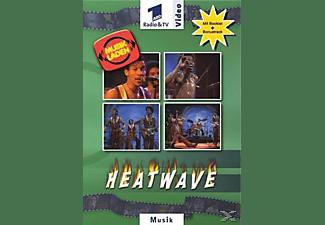 """Mario Mantese, Eric Johns, Keith Wilder, Heatwave, Ernest """"Bilbo"""" Berger, Johnnie Wilder, Rod Temperton - Musikladen: Heatwave  - (DVD)"""