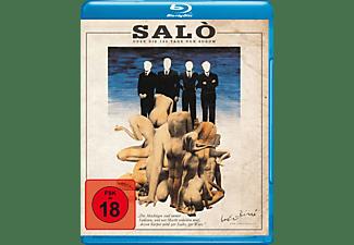 Die 120 Tage von Sodom Blu-ray