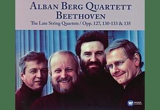 Alban Berg Quartet - Streichquartett 130-133+135  - (CD)