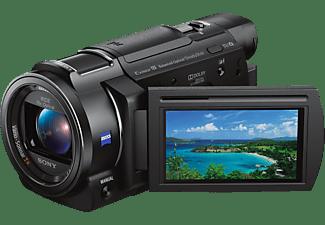 SONY Camcorder FDR-AX33 schwarz