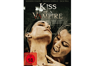 Kiss of a Vampire DVD