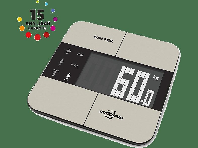 SALTER Pèse-personne (SA 9124 SS3R)