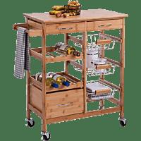 ZELLER 13775 Küchenrollwagen