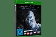 Mittelerde: Mordors Schatten (GotY Edition) [Xbox One]