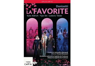 VARIOUS, Orchestre National du Capitole de Toulouse - La Favorite - (DVD)