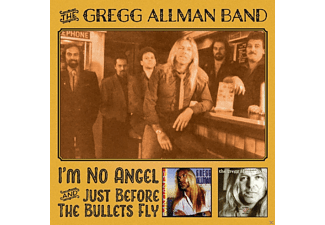 Gregg Band Allman - I'm No Angel & Just Before The Bullets Fly - (CD)
