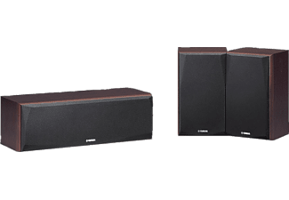 YAMAHA NS-P51 Lautsprechersystem, Wallnuss