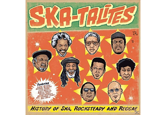 The Skatalites - History Of Ska, Rocksteday & Reggae  - (CD)