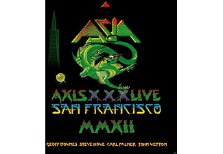 Asia - Axis XXX Live In San Francisco Mmxii - (Blu-ray)