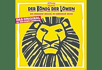 Ensemble Broadway Musical Im Hamburger Hafen - Der König Der Löwen (Dt.Vers.)  - (CD EXTRA/Enhanced)