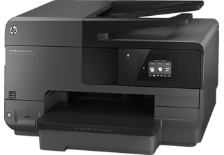 HP Officejet Pro 8616 e-All-in-One Printer+ HP 950 Schwarz Original Tintenpatrone Tintenstrahl 4-in-1 Tinten-Multifunktionsdrucker WLAN Netzwerkfähig
