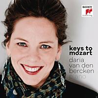 Daria Van Den Bercken - Keys To Mozart - [CD]