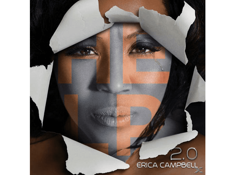 Erica Campbell - Erica Campbell: Help 2.0 [CD]