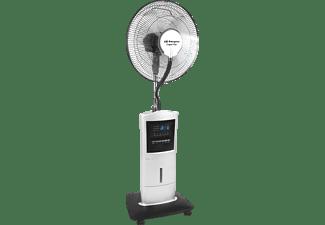 Ventilador de agua - Orbegozo SFA 7000, Nebulizador, 100W, Deposito de 1,5 Litros