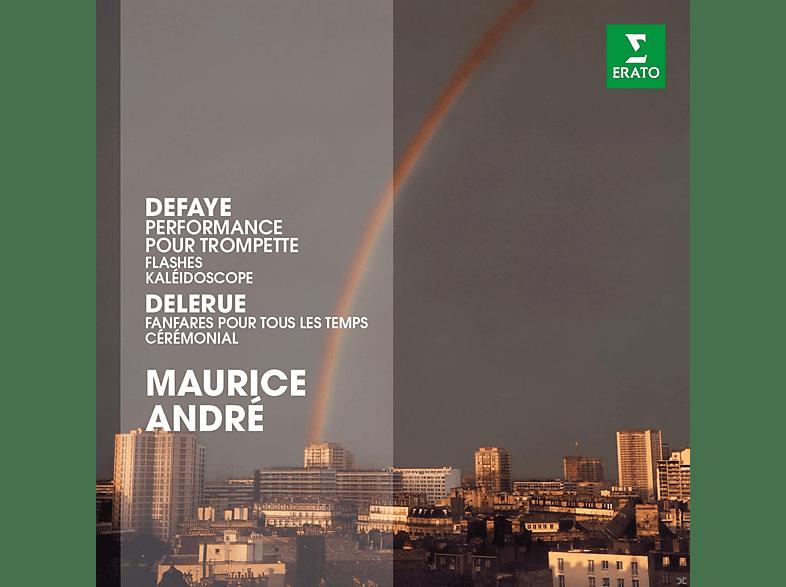 Maurice Andre, L'Octuor De Cuivres De Paris - The Erato Story: Defaye & Delerue [CD]