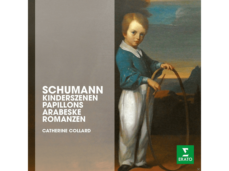 Catherine Collard - Schumann: Kinderszenen - Papillons Arabeske - Romanzen [CD]