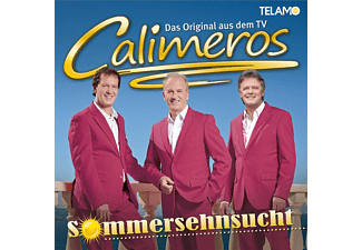 Calimeros - Sommersehnsucht - (CD)