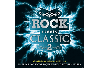 David Garrett, Lindsey Stirling, Nigel Kennedy, Mick Jagger, Keith Richards, Rpo, Andreas Bourani - Rock Meets Classic 2 - (CD)