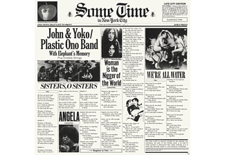 John Lennon - Some Time In New york City LP