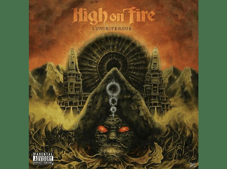 High On Fire - Luminiferous (2lp+Cd) [LP + Bonus-CD]
