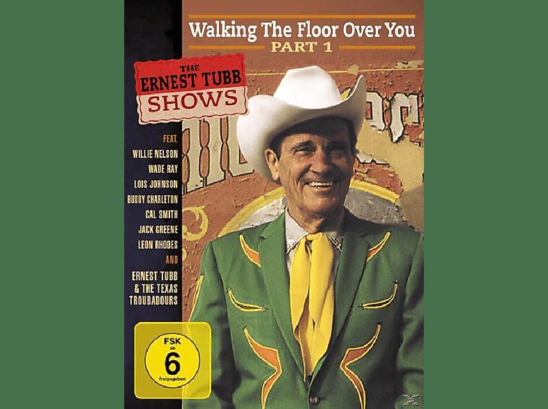 Ernest Tubb - The Ernest Tubb Shows, Part 1 [DVD]