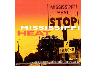 Mississippi Heat - Footprints On The Ceiling  - (CD)