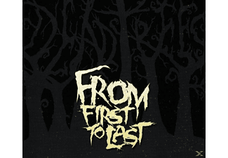 From First To Last - Dead Trees - (CD)