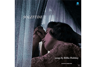 Billie Holiday - Solitude+1 Bonus Track (Ltd.Edt 180g Vinyl)  - (Vinyl)