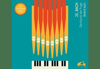 Andre Isoir - L'art De La Fugue  - (CD)